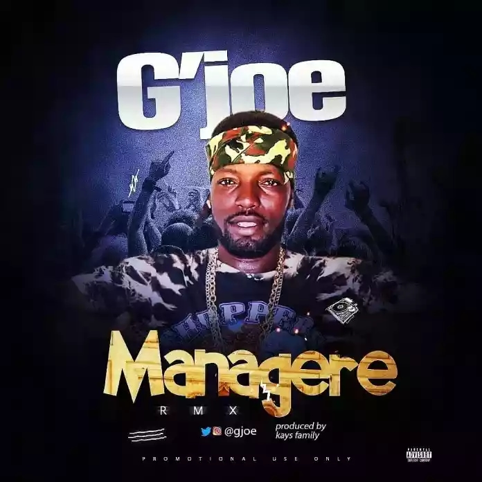 G'joe – Managere