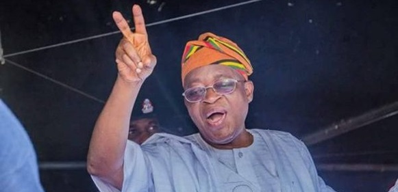 APC's Gboyega Oyetola Sworn-In As New Osun Governor