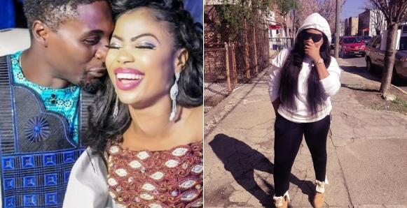 Actress Nkechi Blessing flees out of the country as Seyi Edun