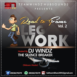 Mixtape: DJ Windz - Leg Work Mixtape