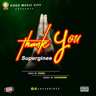 Music Premiere: Superginee – Thank you