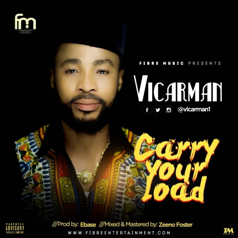 Vicarman – Carry Your Load