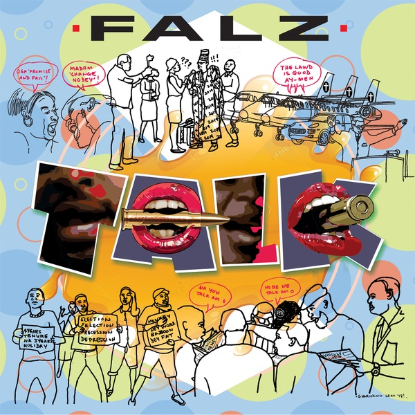Falz – Talk (Lyrics)