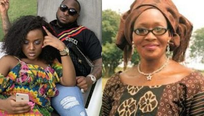 Davido's Mom Spoke To Me And She's Not Happy With Her Son – Olunloyo