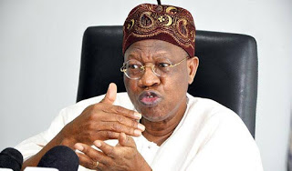 Saraki Lied! He Didn't Donate A Dime After Offa Robbery – Lai Muhammed