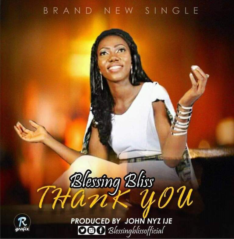 Blessing Bliss – Thank You