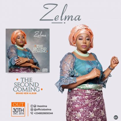 EP Album: Zelma – The Second Coming