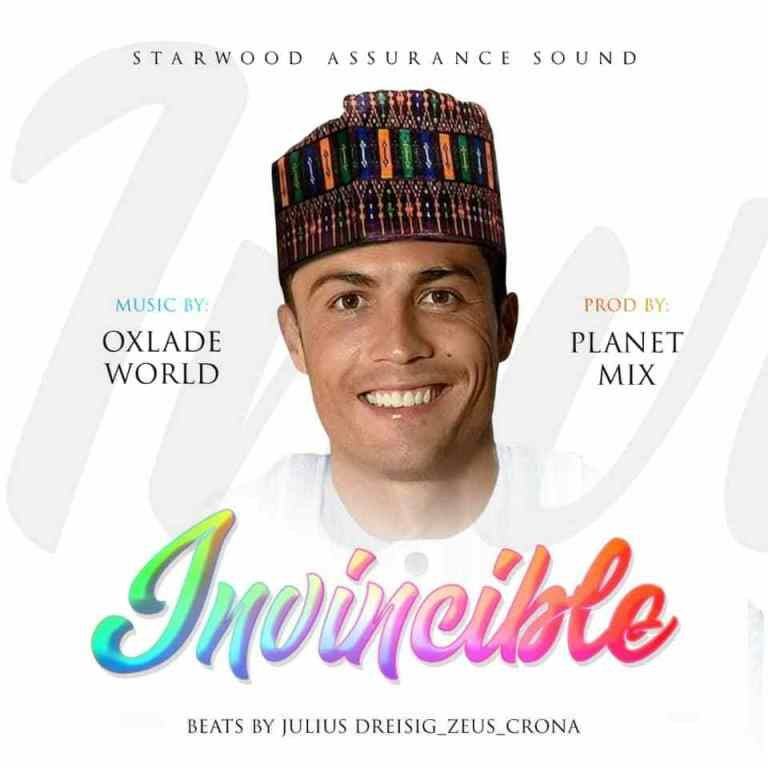 Oxlade world – invincible