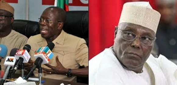 Apc Guys Collected Atiku Money But They Voted For Buhari – Oshiomhole Reveals