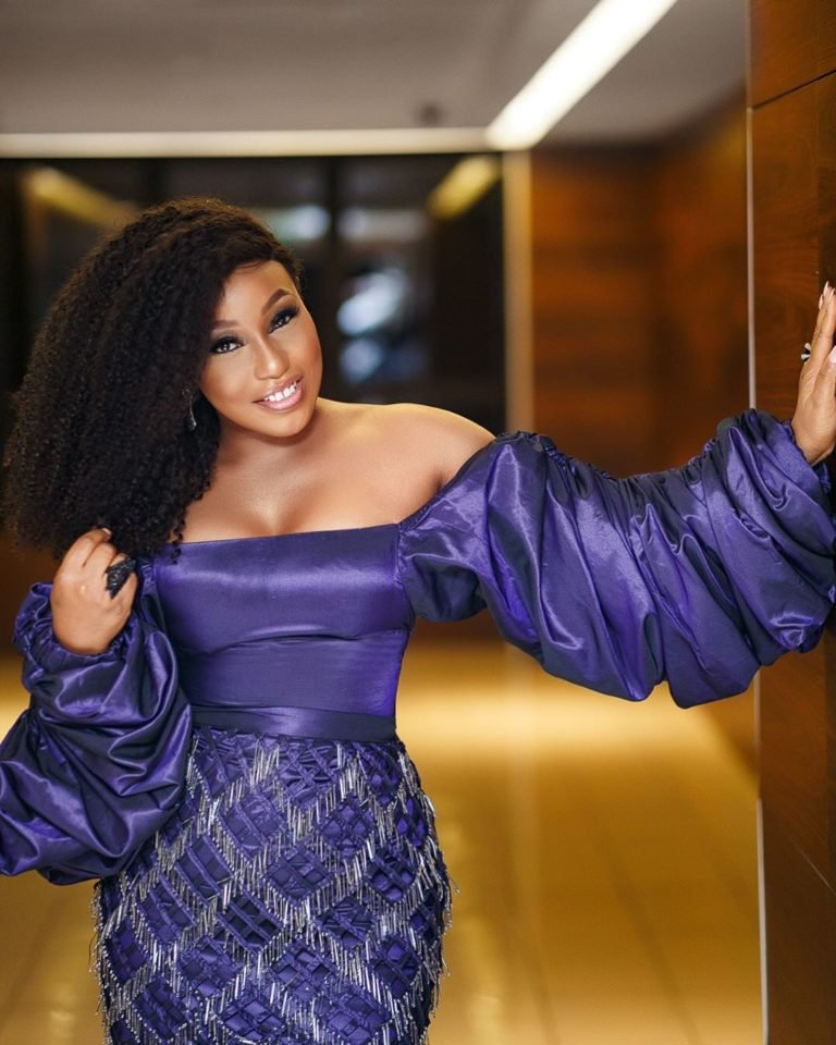 See Rita Dominic Outfits At Last Night