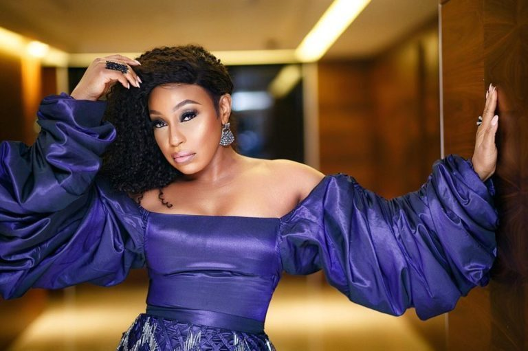 See Rita Dominic Outfits At Last Night (Photo)