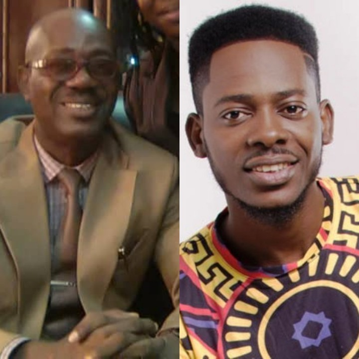 RIP: Adekunle Gold Loses Dad After A Brief Illness