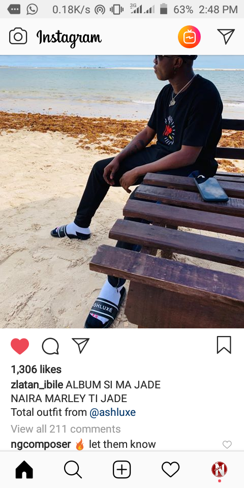 Zlatan Set To Release An Album With Naira Marley
