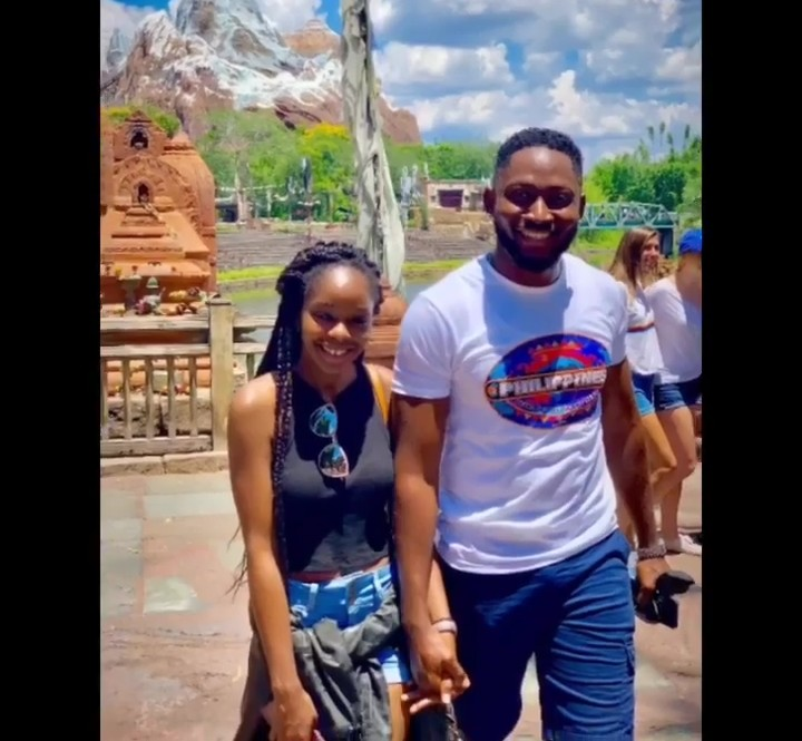 Miracle Ikechukwu Unveils New Girlfriend In Romantic Summer Photos