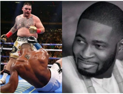 Teebillz Blames Anthony Joshua Loss To Andy Ruiz On Girls