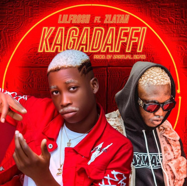Lil Frosh Ft Zlatan - Kagadaffi