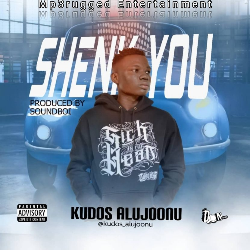 Kudos Alujoonu - Shenk You
