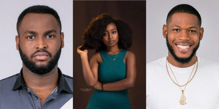 #BBNaija19: 'Let me talk to smart people, not you' – Frodd attacks Tacha (Video)