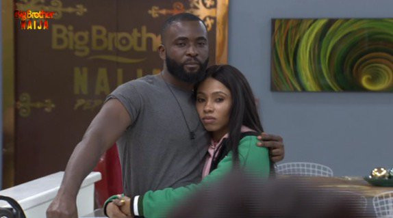 "BBNaija 2019: Check Photo Of ""Mercy and Gedoni"" Will they make 1st couple ? (Photos)"