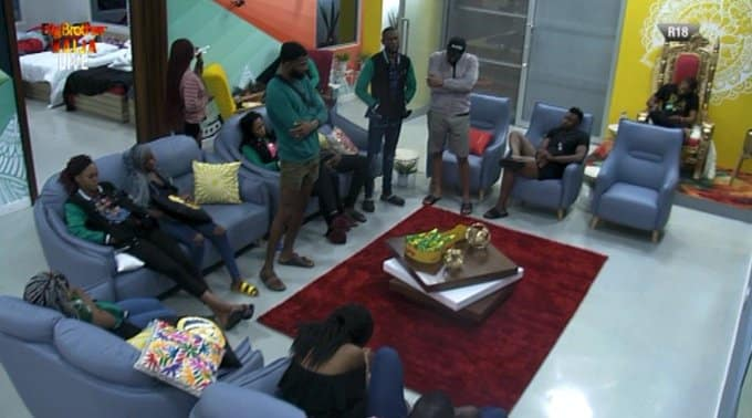 Mike, Jeff, Omashola, and Tacha nominated for eviction