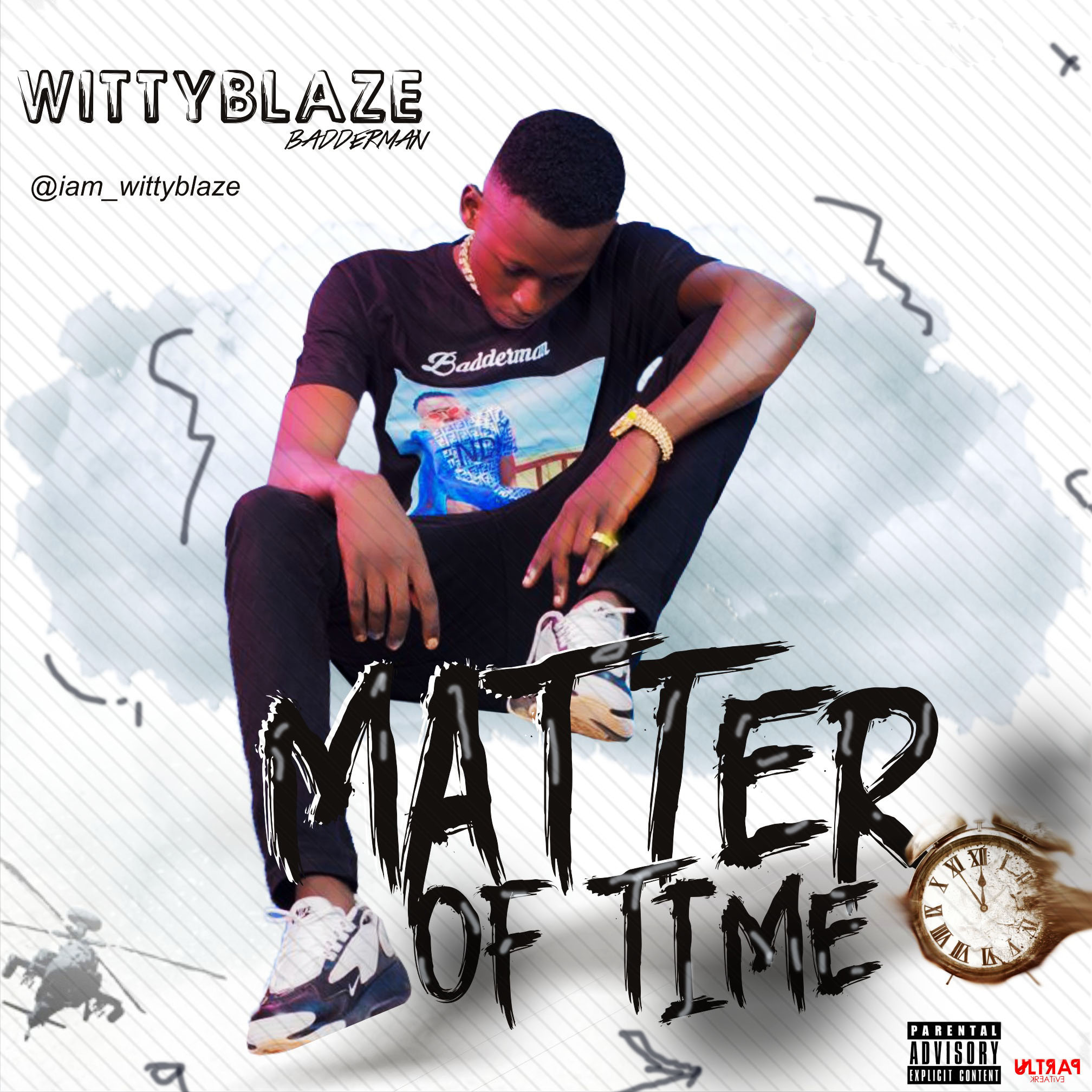Witty Blaze - Matter Of Time