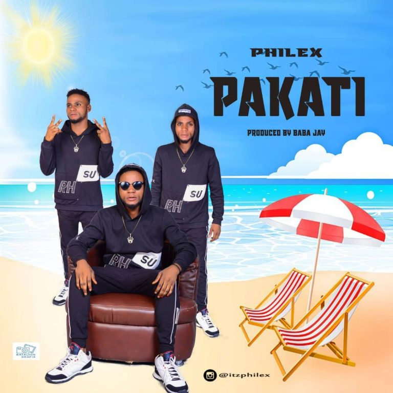 New Song: Philex – Pakati (Prod By Baba Jay)