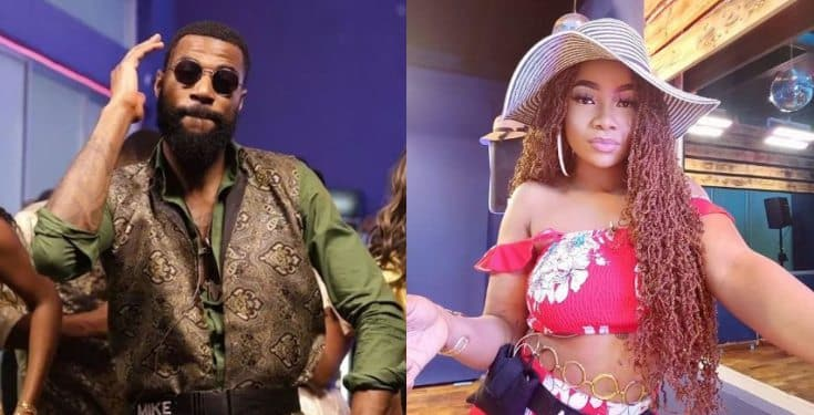 BBNaija19: So Tacha with body odour beat Mike from London – Lady says
