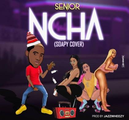 Senior – NCHA (Soapy Cover)