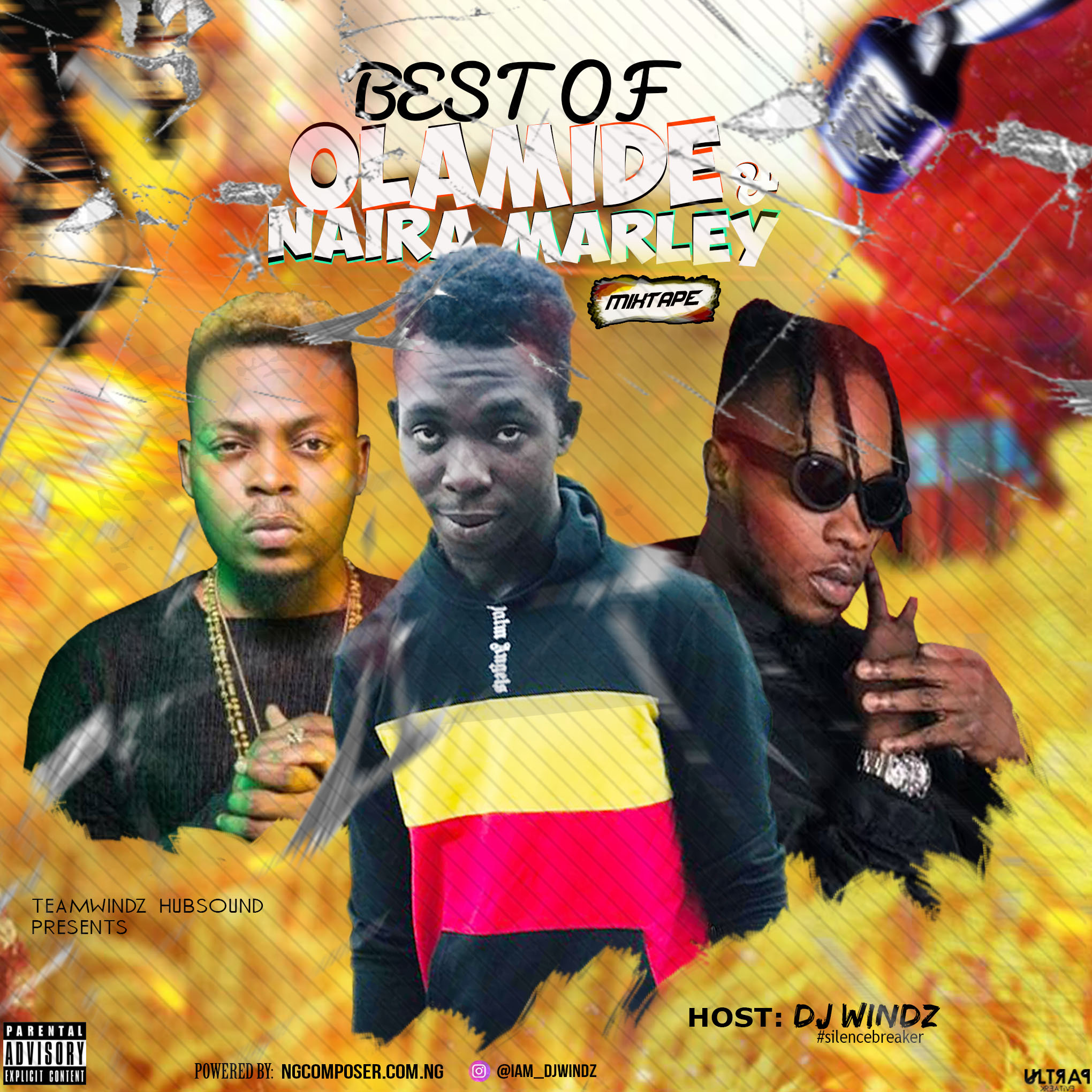 Best Of Olamide x Naira Marley Mixtape