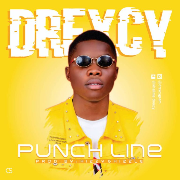 Drexcy – Punchline (Prod By Hizzle Ghizzle)