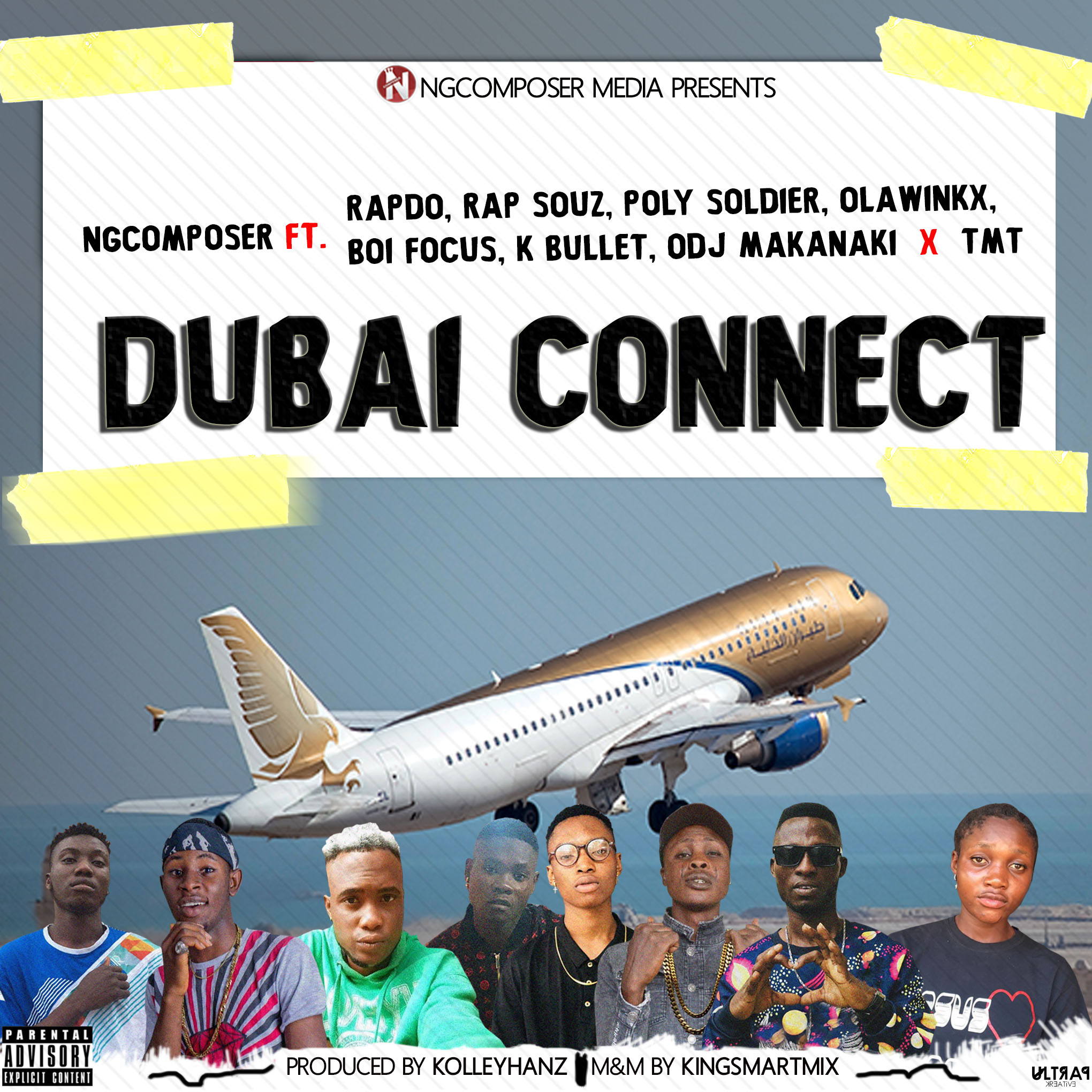 Ngcomposer - Dubai Connect