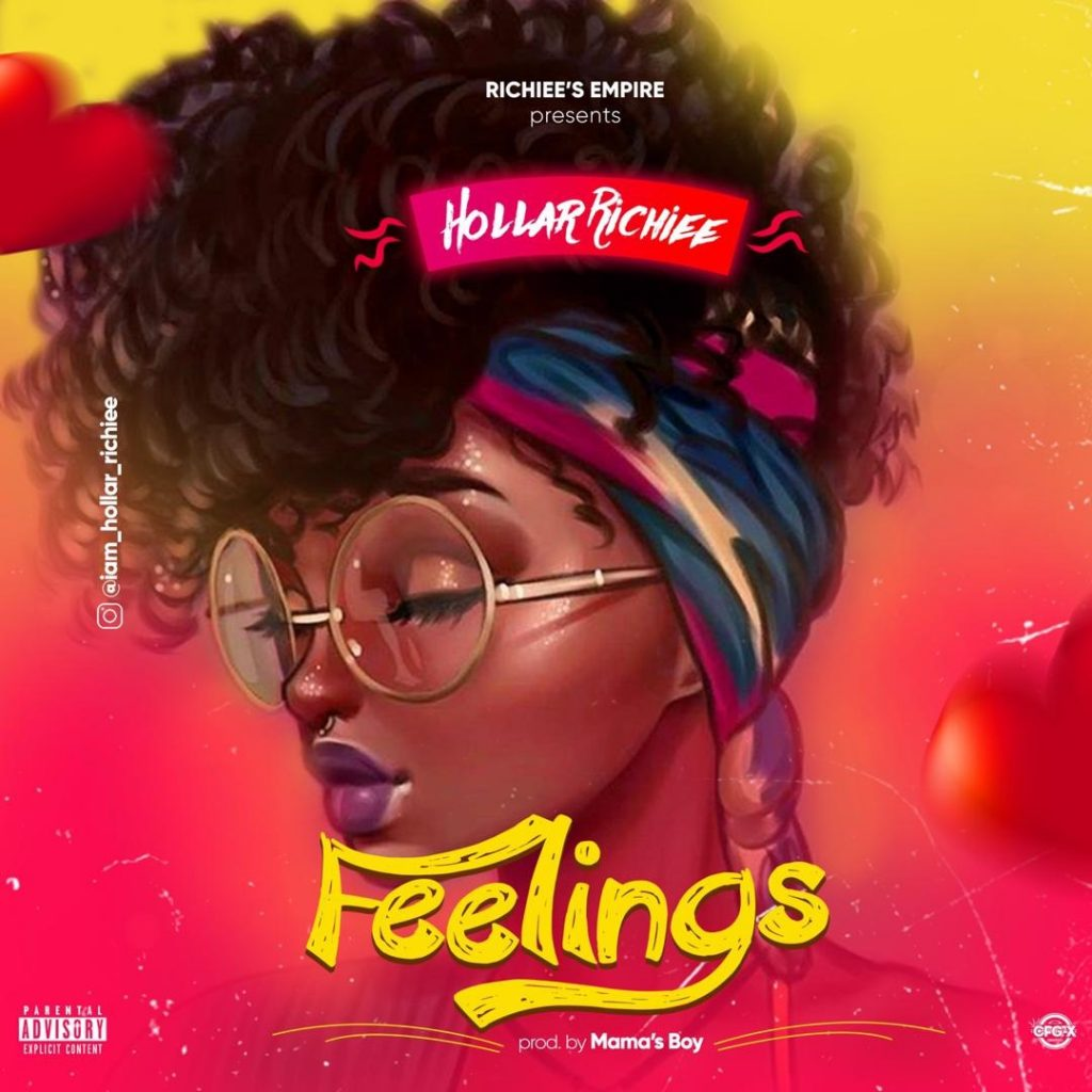 HollarRichiee - Feelings