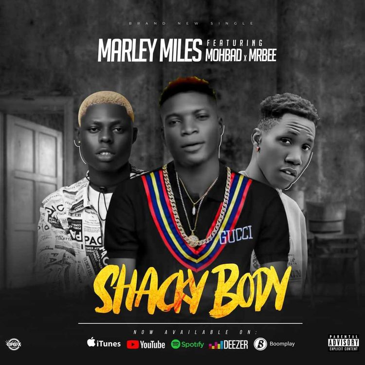 Marley Miles – Shacky Body Ft. Mohbad, Mr Bee (M & M By AjeOnDMix)