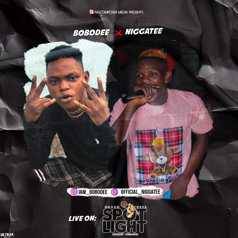 RAP BATTLE: BoboDee Vs Nigga Tee On Spotlight, Who Is Your Winner In This Hot Rap Battle?