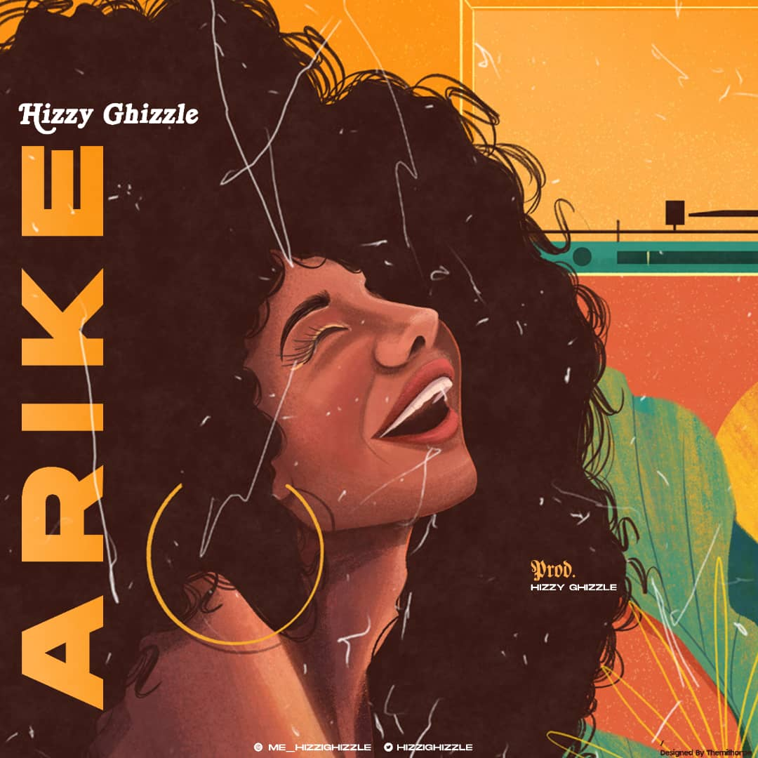 Hizzy Ghizzle - ARIKE