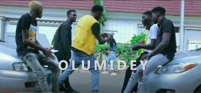 VIDEO: Olumidey – Melanin