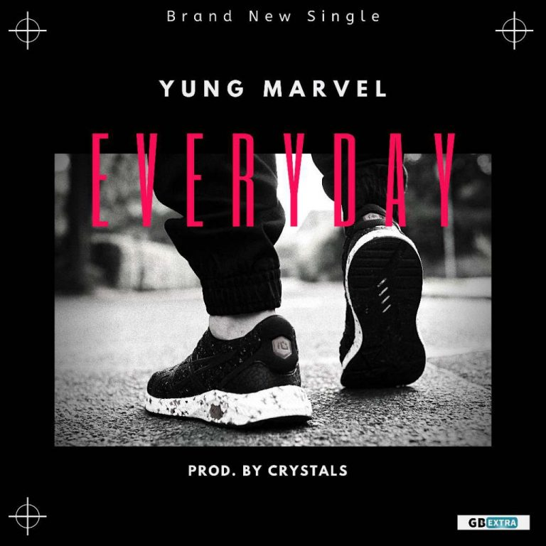 Yung Marvel – EVERYDAY (Prod. by Crystals)