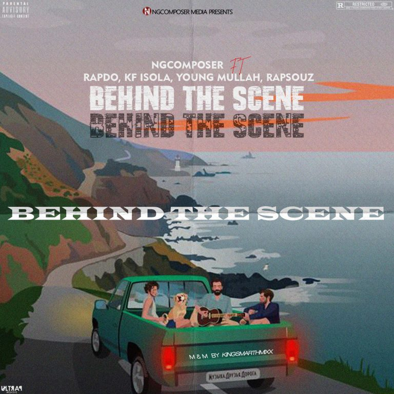 Ngcomposer – Behind The Scene Ft Rapdo, Kf Isola, Young Mullah x Rapsouz