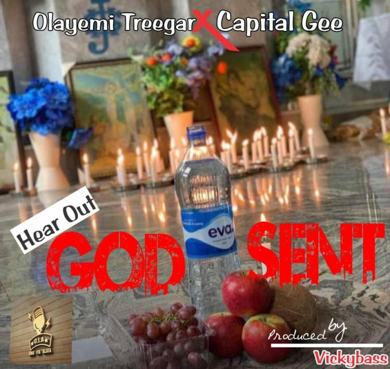 Olayemi Treegar Ft Capital Gee – God Sent