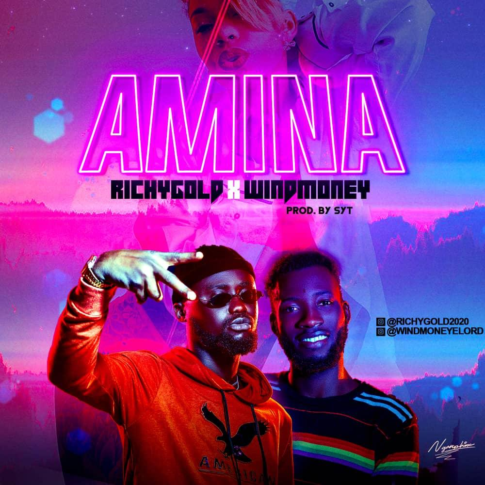 Richy Gold x Wind Money - AMINA
