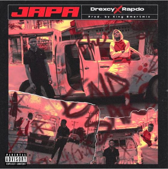 Drexcy Ft Rapdo – Japa ( M & M By Kingsmarthmixx)