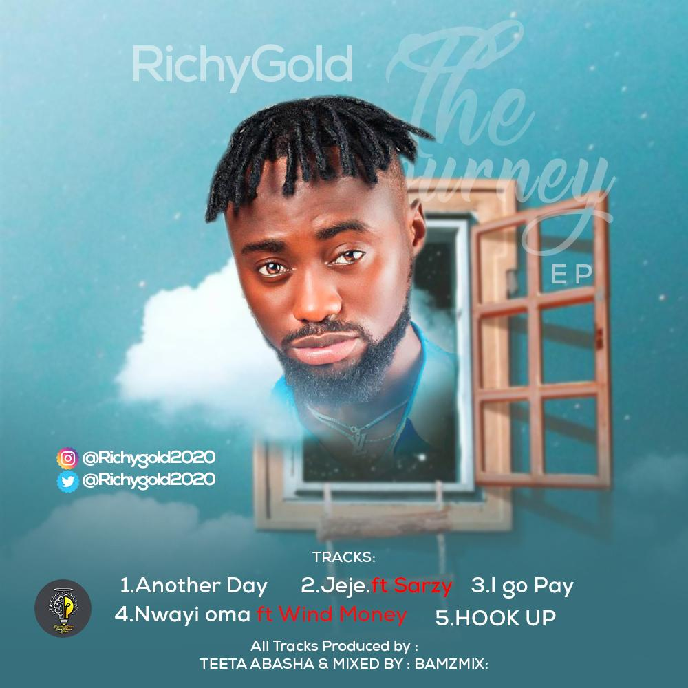 Richy Gold - The Journey EP