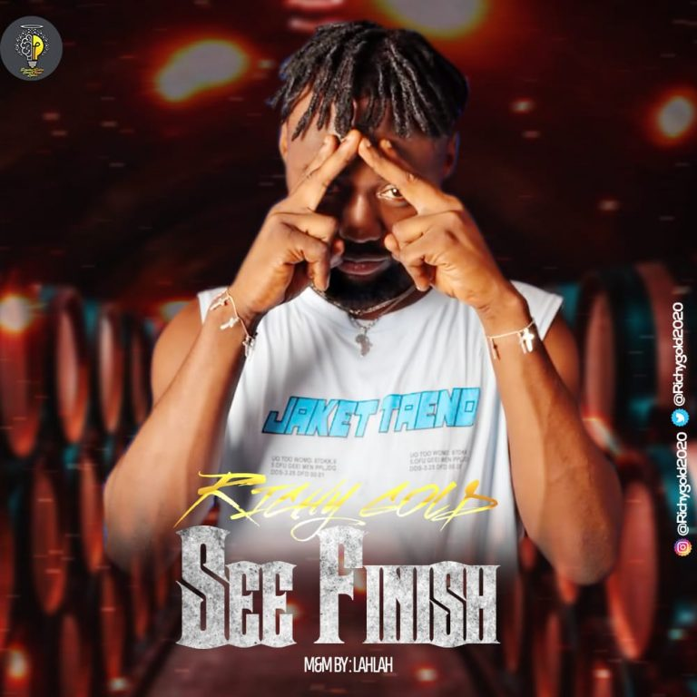 Richy Gold – See Finish (Mixed by LahLah)