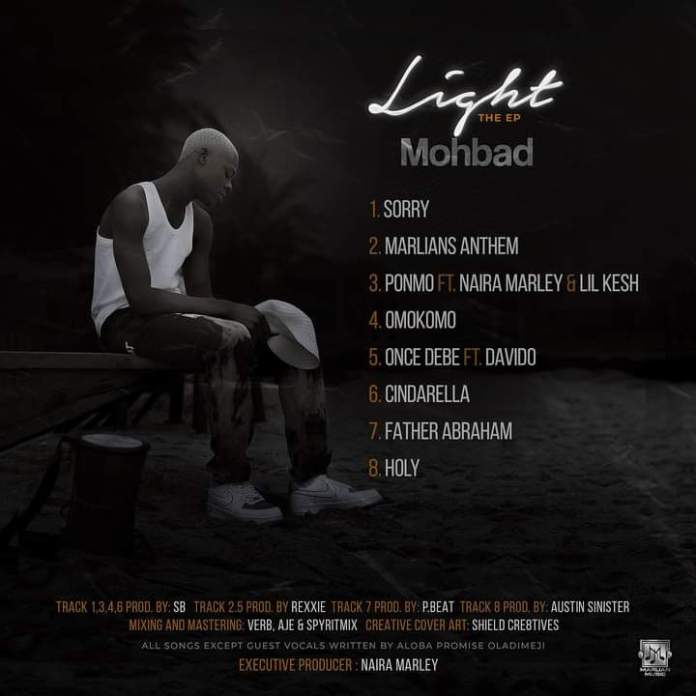 DOWNLOAD EP: Mohbad – Light (The EP)
